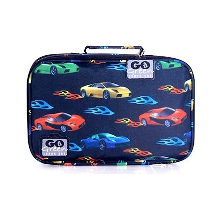 Go Green Lunch Box - Fast Flames