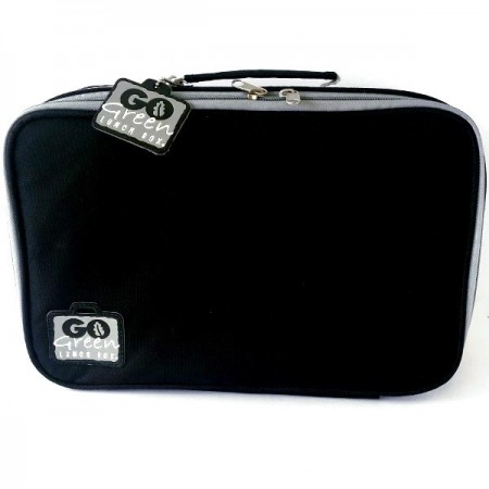 Go Green Lunch Box - Black Stallion
