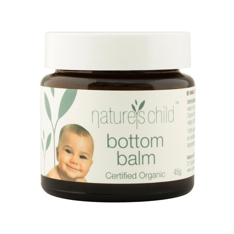 Nature's Child bottom balm 45g