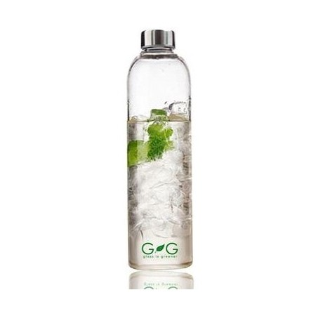 BBBYO 750ml Glass Water Bottle