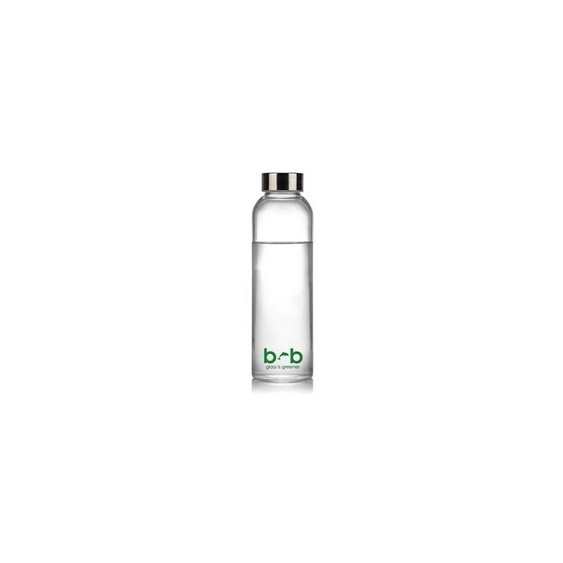 BBBYO 570ml Glass Water Bottle