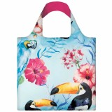 Loqi Resuable Shopping Bag - Wild Birds