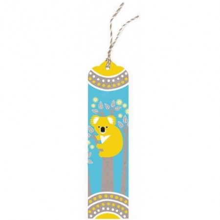 Earth Greetings Bookmark - Koala Country