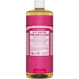 Dr. Bronner's Pure-Castile Liquid Soap 946ml - Rose
