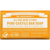 Dr. Bronner's Pure-Castile Bar Soap 140g - Citrus