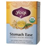 Yogi Tea Organic Herbal Tea Bags - Stomach Ease