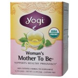 Yogi Tea Organic Herbal Tea Bags - Woman's Mother To Be