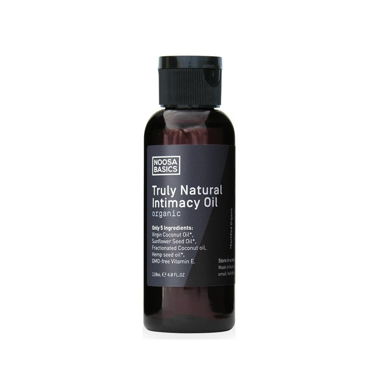 Noosa Basics Truly Natural Intimacy Oil