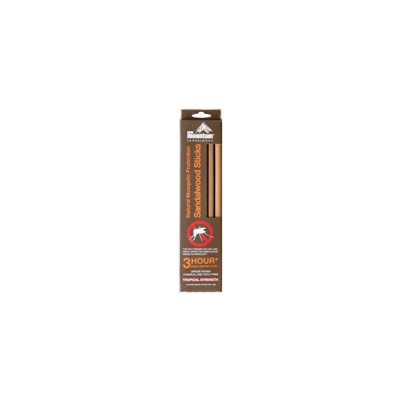 New Mountain Sandalwood Mosquito Sticks Refill - 3 Hour