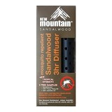 New Mountain sandalwood mosquito diffuser