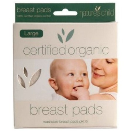 Breast pads - Nature's Child (night time/large)