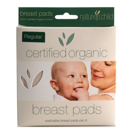 Nature's Child Nursing Breast Pads - Day Time/Regular