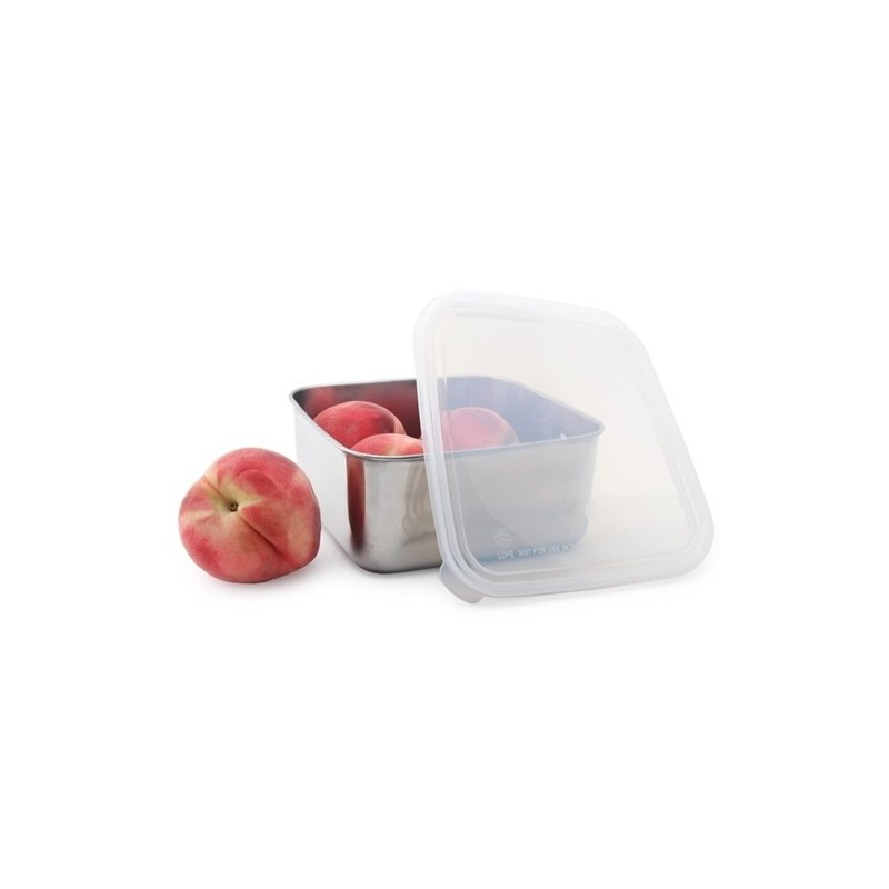 U Konserve To-Go Square Container 50oz 1.4L - Clear