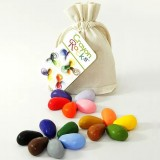 Crayon Rocks Muslin Bag - 16 Colours