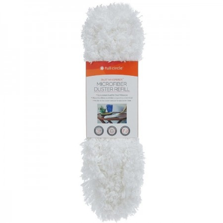 Full Circle dust whisperer microfiber duster refill