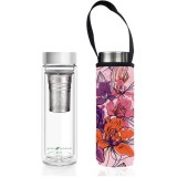 BBBYO 500ml Tea Flask with Cover - Floral