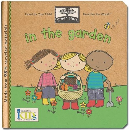 Green Start book - in the garden