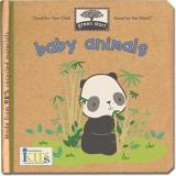 Green Start book - baby animals