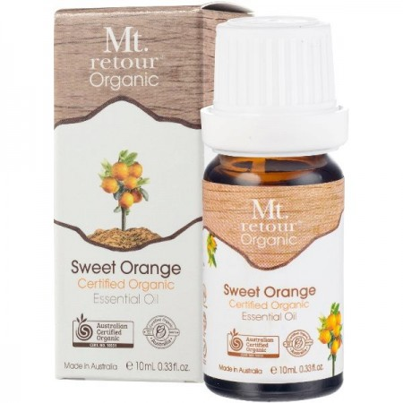 Mt Retour Organic Essential Oil - Sweet Orange