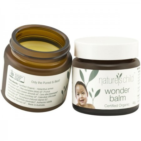 Nature's child certified organic wonder balm 45gm
