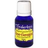 Tinderbox Rose Geranium essential oil