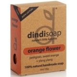 Dindi orange flower palm oil free natural soap 110g