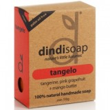 Dindi tangelo palm oil free natural soap 110g