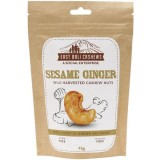 East Bali Cashews - Sesame Ginger 75g