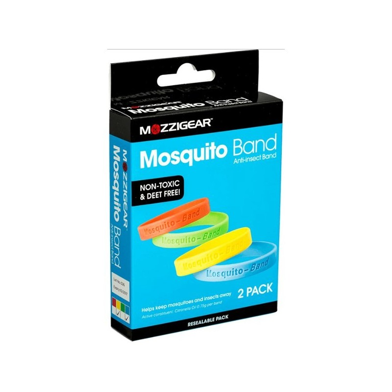 Mosquito Band - anti insect band (adults)