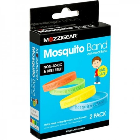 Mosquito Bands Kids Size