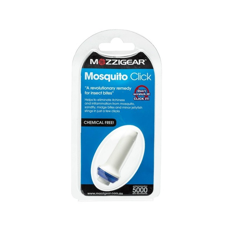 Mosquito Click Stop Itch