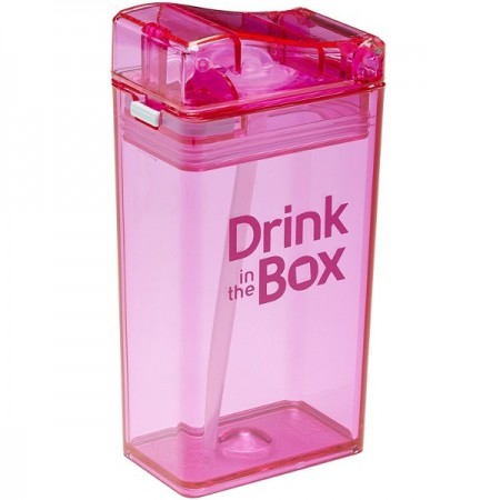 Drink in the Box Small - Pink