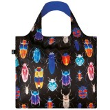 Loqi Reusable Shopping Bag - Wild Insects