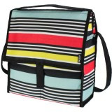PackIt Freezable Picnic Cooler Bag - Surf Stripe