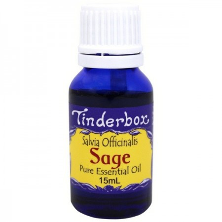 Tinderbox Essential Oil Sage 15ml