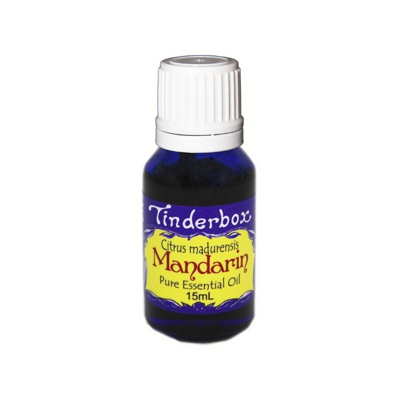 Tinderbox Essential Oil Mandarin 15ml