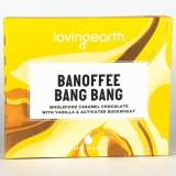 Loving Earth Banoffee Bang Bang Raw Vegan Chocolate