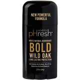 Honestly pHresh Men's Natural Deodorant Stick - Bold Wild Oak