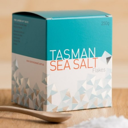 Tasman Sea Salt Flakes 250g