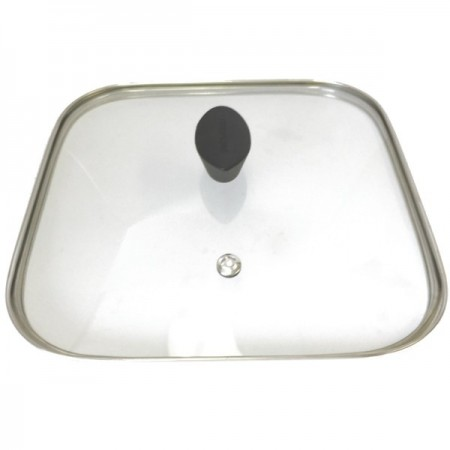 Neoflam Glass Lid - 28cm square grill