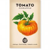 Heirloom Seeds - Pineapple Tomato