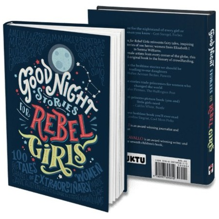 229987dca Goodnight Stories For Rebel Girls | Biome