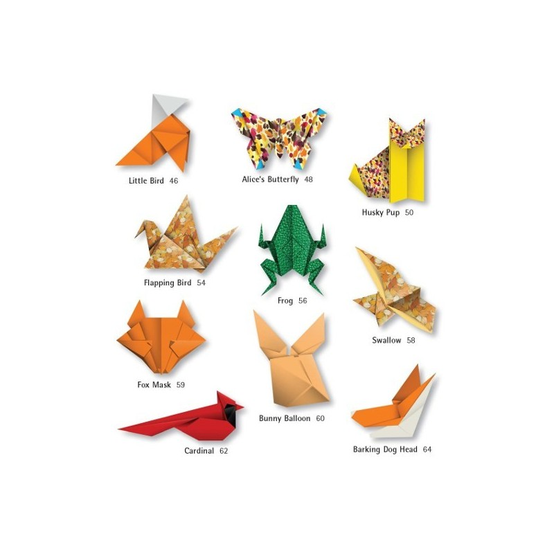 Origami Animals Kit | Biome - photo#17