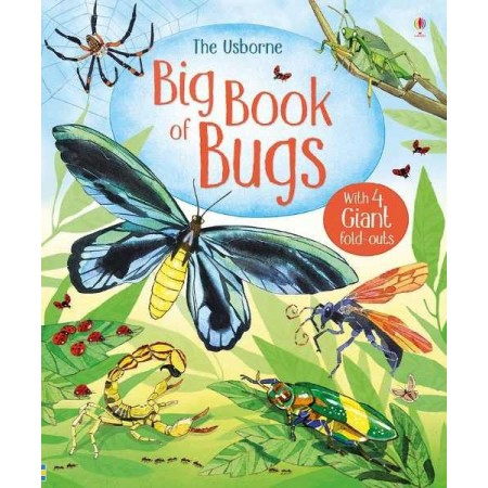The Usborne Big Book of Big Bugs