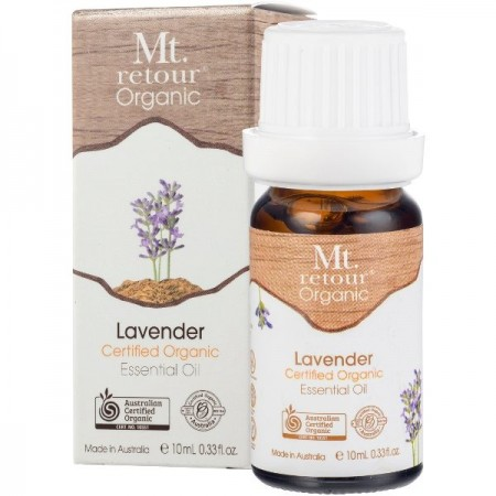 Mt Retour Essential Oil - Lavender