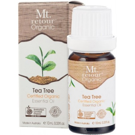 Mt Retour Essential Oil - Tea Tree
