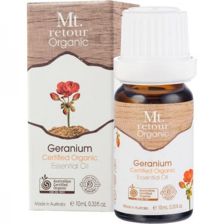 Mt Retour Essential Oil - Geranium