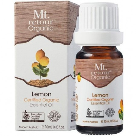 Mt Retour Essential Oil - Lemon