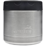 LunchBots Insulated Stainless Steel Container 470ml 16oz - Black