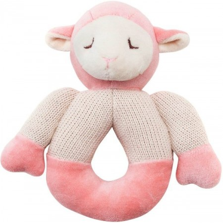 My Nature Knitted Teether - Lamb